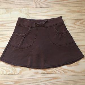 Old Navy Brown Skirt
